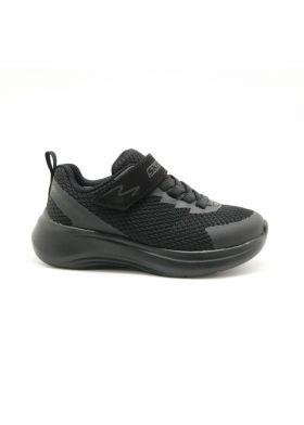 403764L-BBK Lightweight Gore & Strap Sneaker - נעלי ילדים