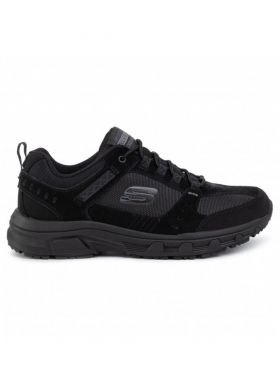 51893-BBK -Relaxed Fit Lace-Up Outdoor Shoe SKECHERS - נעלי גברים
