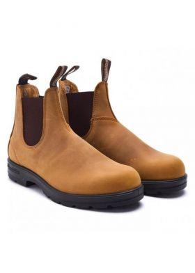 BLM562-B35- Blundstone - נעלי בלנסטון דגם 562 גברים חום כהה