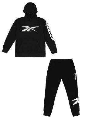 EV9154/EV9125- חליפת ילדים ריבוק שחור