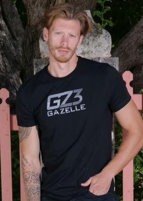 Gazelle  חולצת טי שירט -S21ST04-BLK